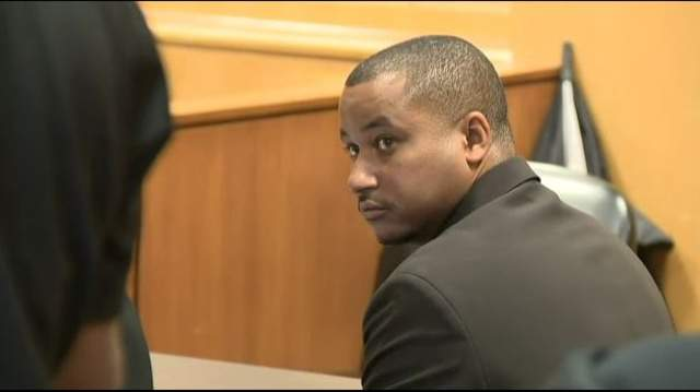 Ex-state Sen. Virgil Smith who shot up ex-wifes car with