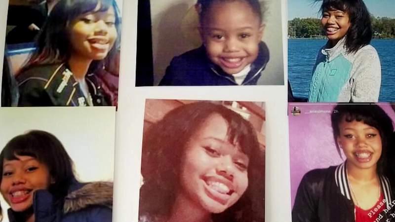 Trenton mother holds out hope for teenage daughter's safe return
