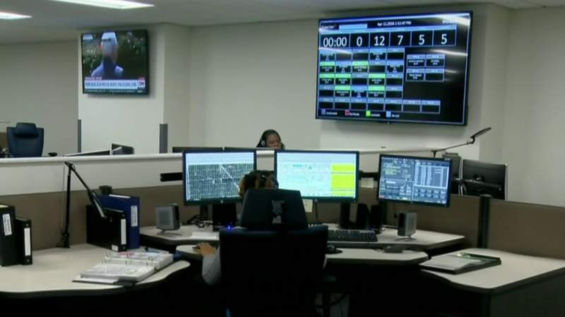 Several DPD 911 call center employees concerned about working conditions