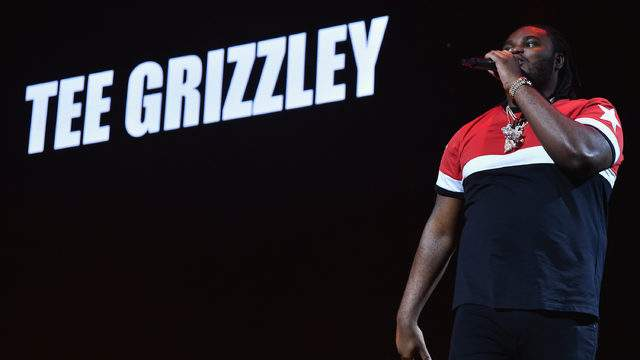 Tee Grizzley performs onstage during TIDAL X: Brooklyn at Barclays Center of Brooklyn on October 17, 2017 in New York City. (Photo by Theo Wargo/Getty Images for TIDAL)