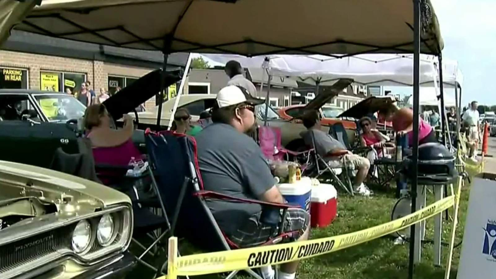 'MAGA Classic Car Cruise' aims to replace cancelled Woodward Dream Cruise this year
