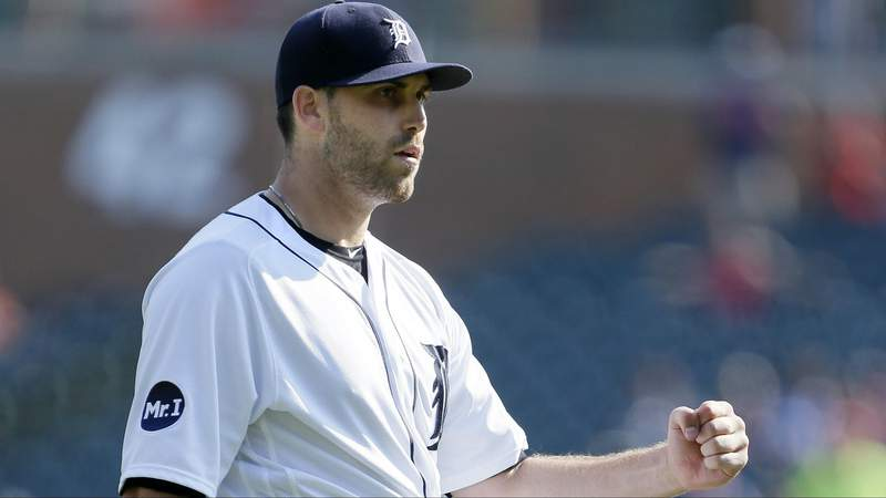 Detroit Tigers starting pitcher Matt Boyd (Duane Burleson/Getty Images)