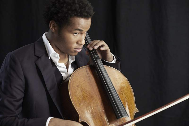Sheku Kanneh-Mason will perform with sibling Isata Kanneh-Mason in a digital event offered by UMS. Photo courtesy of UMS.