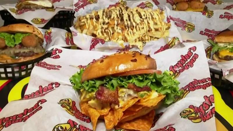 Dine in the D: Taystee's Burgers
