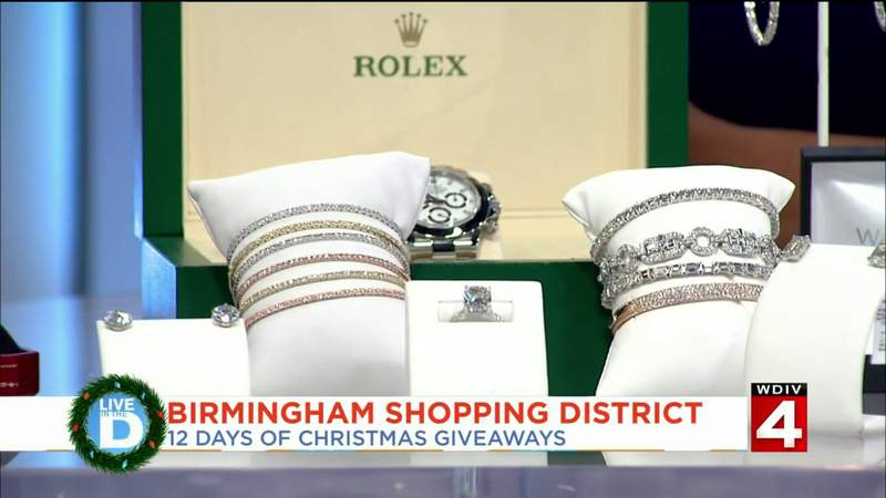 GF Default - Live in the D: 12 Days of Christmas Giveaway - Birmingham Shopping District