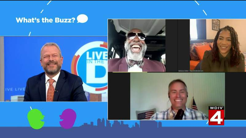 What's the Buzz - Remembering our favorite things from childhood on Live in the D