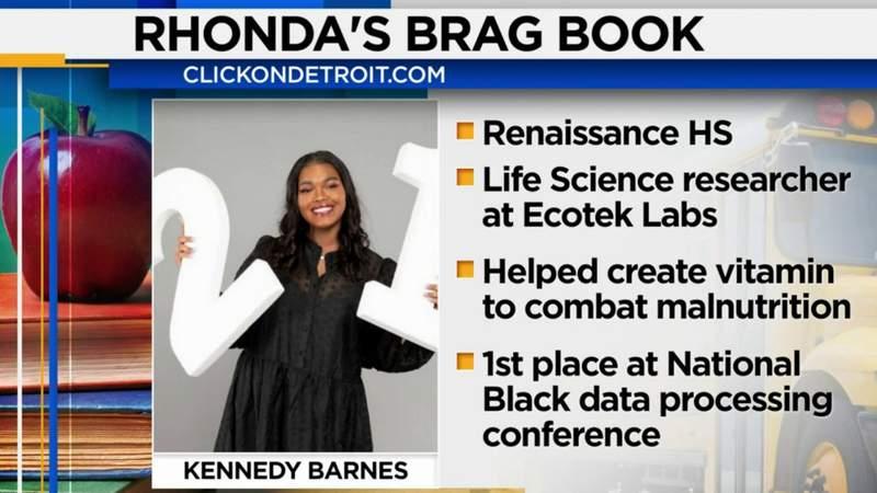 Brag Book: Kennedy Barnes