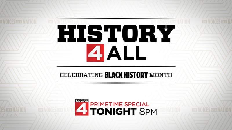 History 4 All primetime special