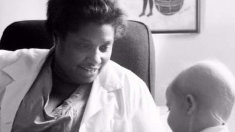First Black chief of neurosurgery at Children's Hospital of Michigan paves the way for others
