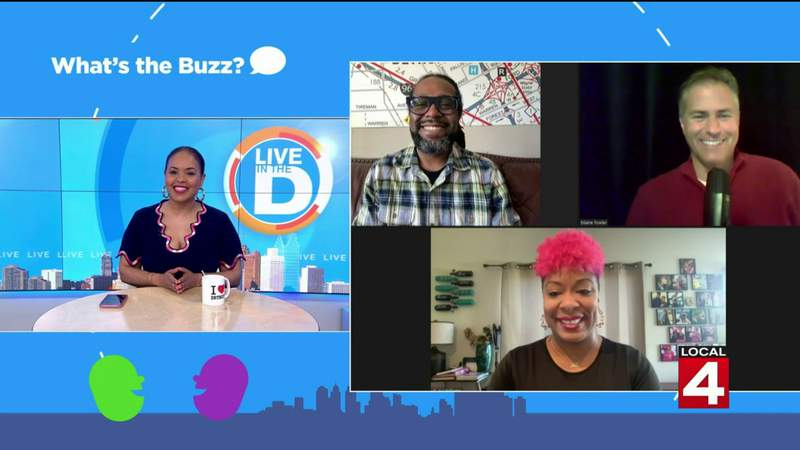 Live in the D - What's the Buzz: Cleaning your room