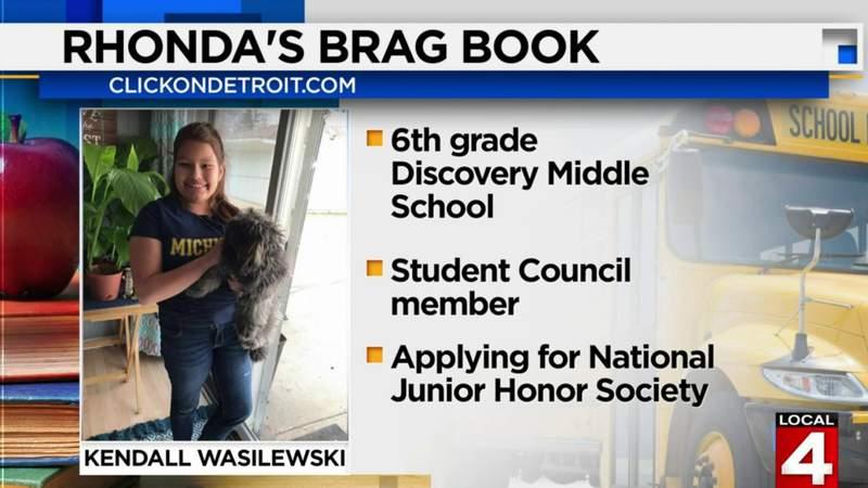 Brag Book: Kendall Wasilewski