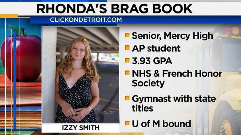 Brag Book: Izzy Smith