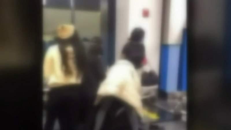 2 Spirit Airlines workers hurt after bag dispute at metro airport