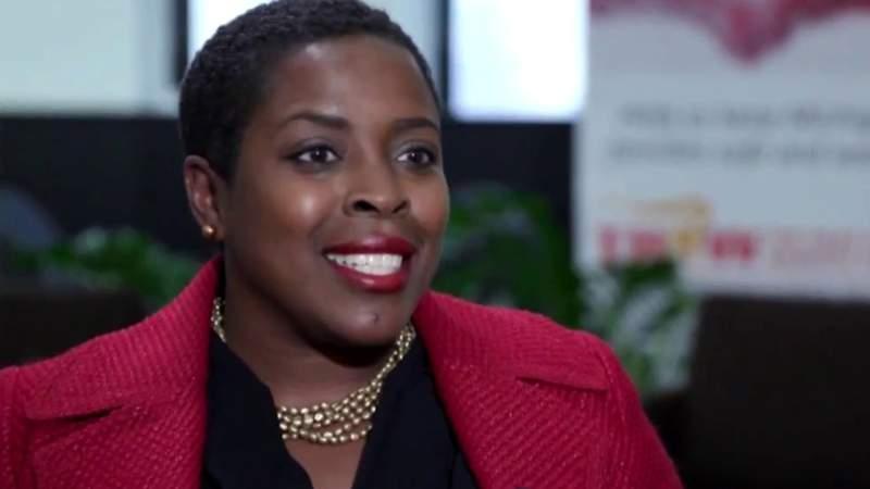 Former Detroit City Council President Saunteel Jenkins shares her story of battling breast cancer