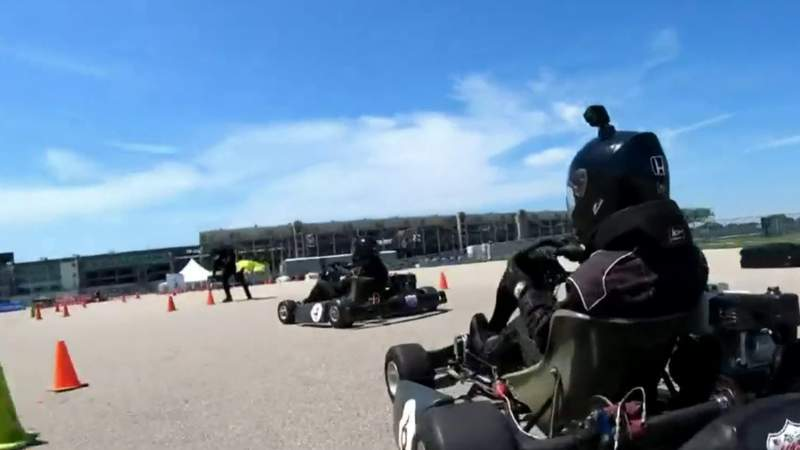 Youth motorsports program aims to expose Detroit kids to racing