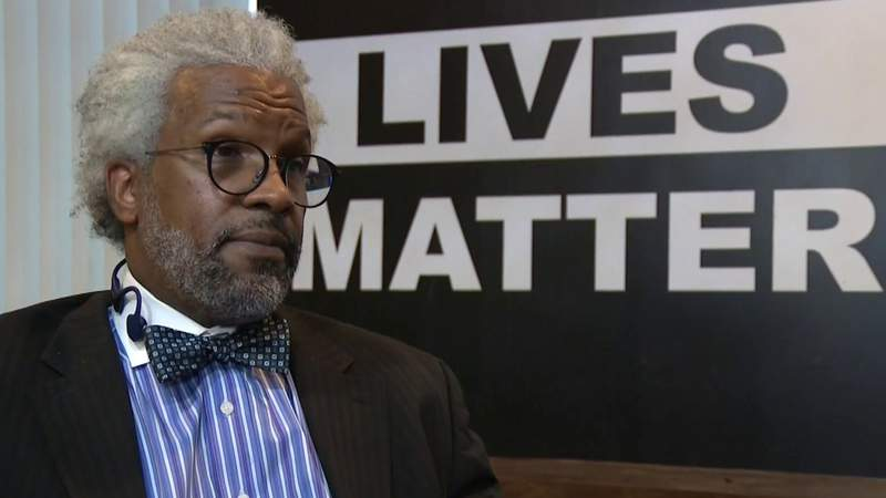 Local attorney speaks out about getting hate mail over BLM sign