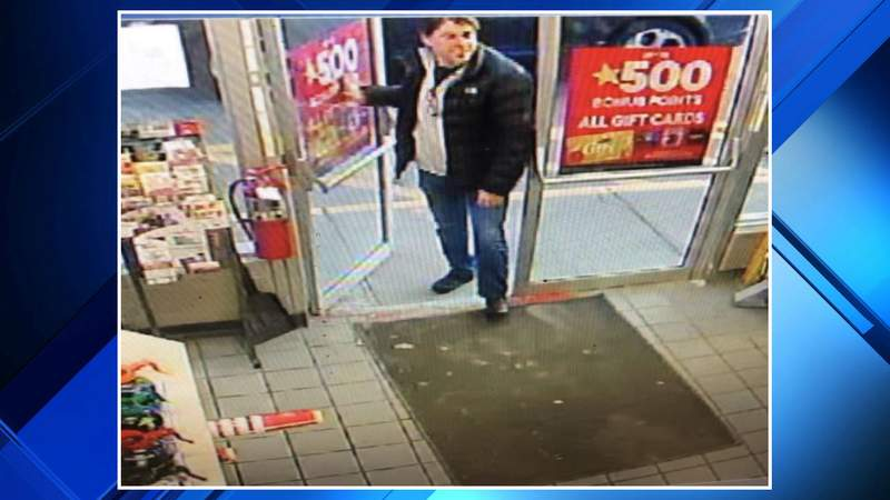 A person of interest in a road rage incident in Bloomfield Township.