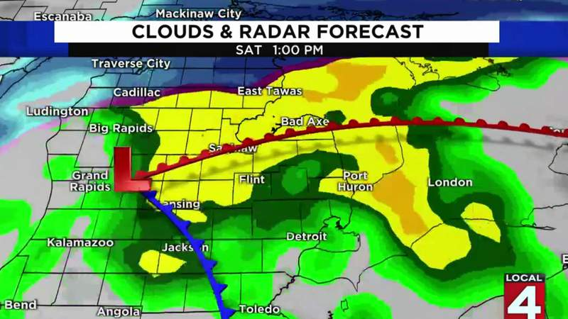 Metro Detroit weather forecast for Dec. 11, 2020 -- morning update