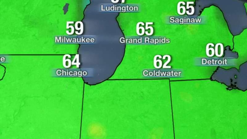 Metro Detroit weather: Sunny and warmer Sunday afternoon, March 21, 2021, 6 p.m. update
