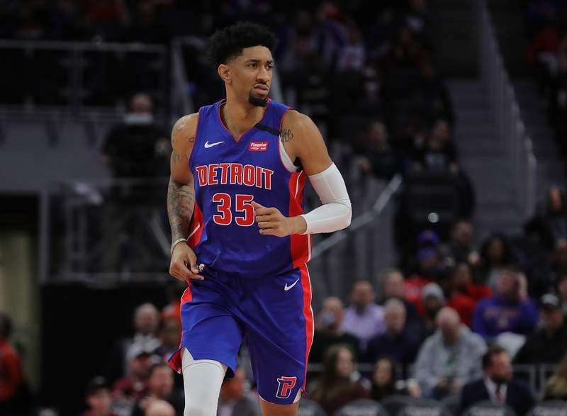 Christian Wood | Phoenix Suns v Detroit Pistons. Getty Images