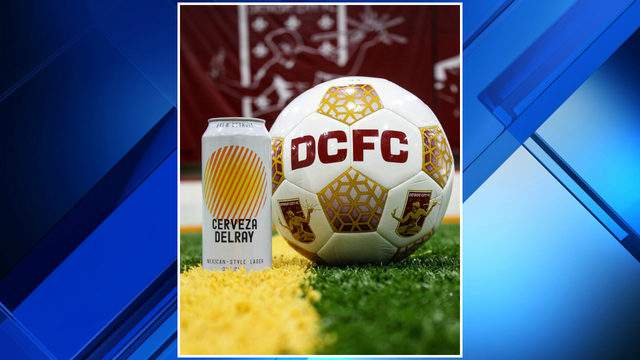 Detroit Brew beers will be available at Detroit City FC games this season. (Photo: facebook.com/brewdet)