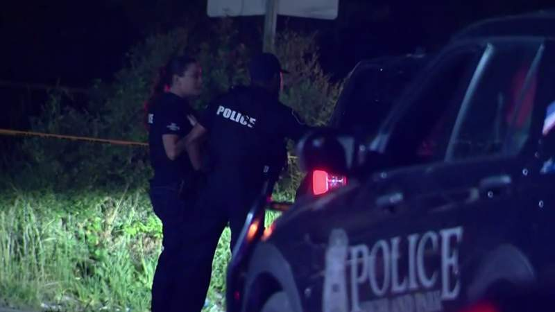 Police investigating deadly shooting in Highland Park Monday morning