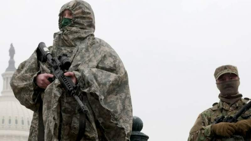 Concerns raised about Michigan National Guard troops' extended stay in DC