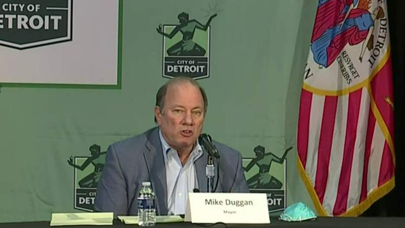 Duggan: All employees at essential Detroit businesses can get tested