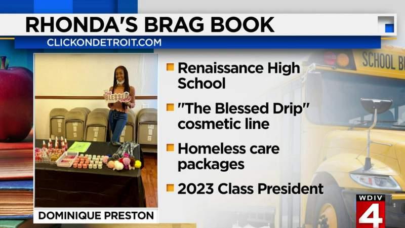 Brag Book: Dominique Preston