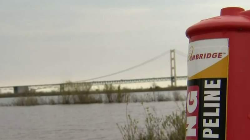 Michigan governor threatens Enbridge as Line 5 deadline gets closer