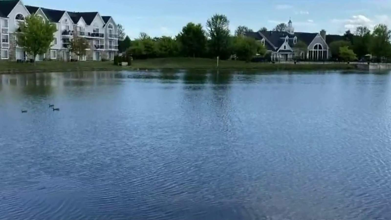 30-year-old father drowns in Belleville pond after being encouraged to take bet