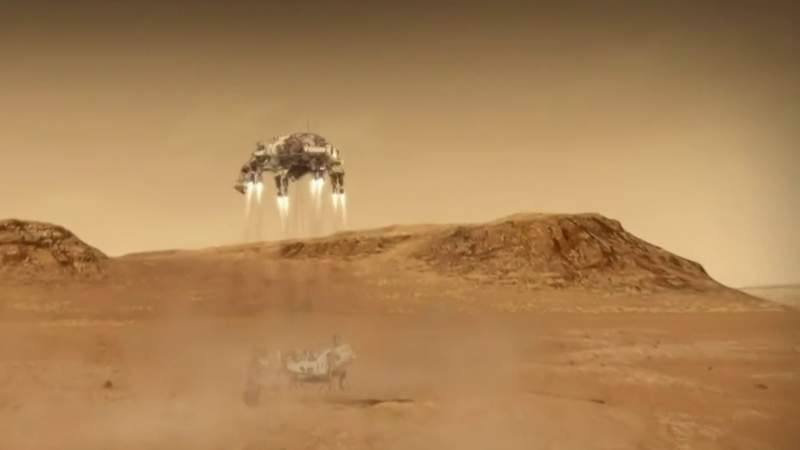 How NASA rover Perseverance will try to land on Mars