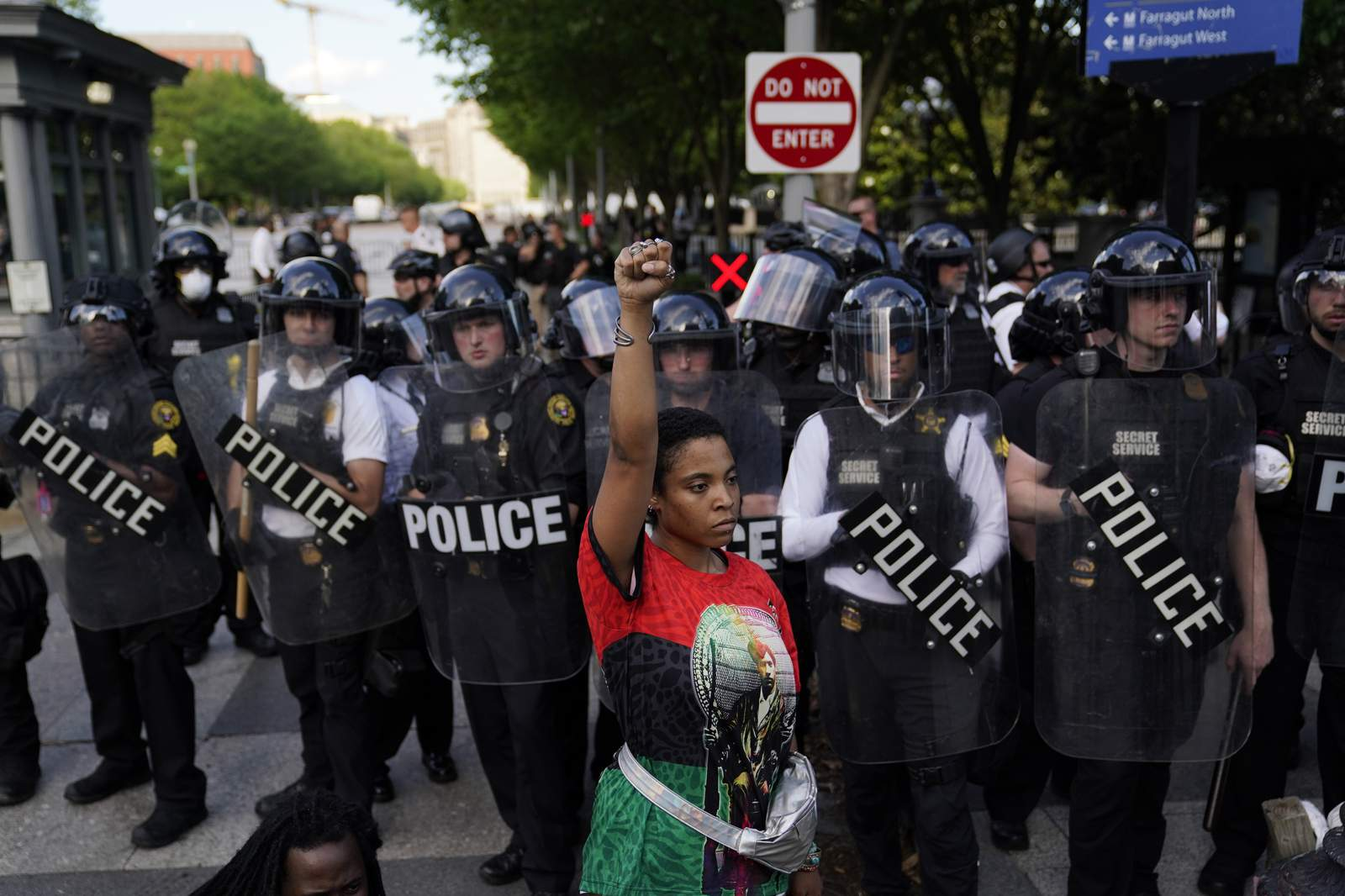 Live Coverage Police Brutality Protests Held Across Us