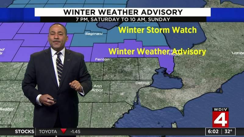 GF Default - Metro Detroit weather forecast