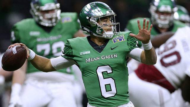North Texas Football Vs Smu Time Tv Schedule Game Preview Score