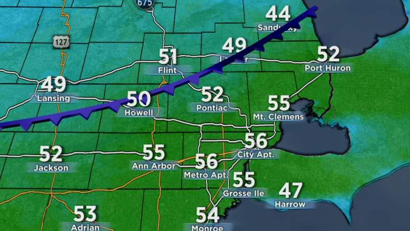 Metro Detroit weather: Here's the weekend forecast, March 12, 2021, noon update