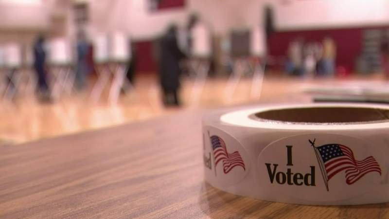 Voters in Michigan cast their ballots on Nov. 3, 2020.