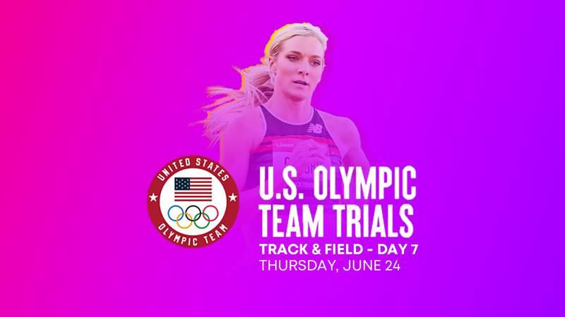 U.S. Olympic Track & Field Trials Day 7