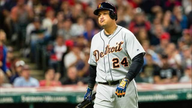 Detroit Tigers 1B Miguel Cabrera (Jason Miller/Getty Images)