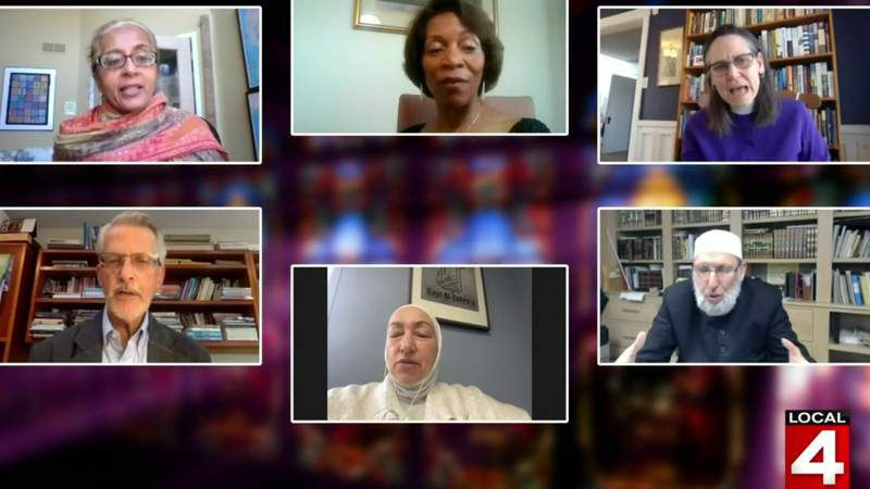 Discussion on how faith, spirituality has changed during the COVID pandemic
