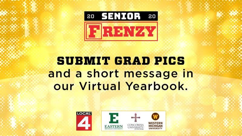 Senior Frenzy 2020 Virtual Yearbook