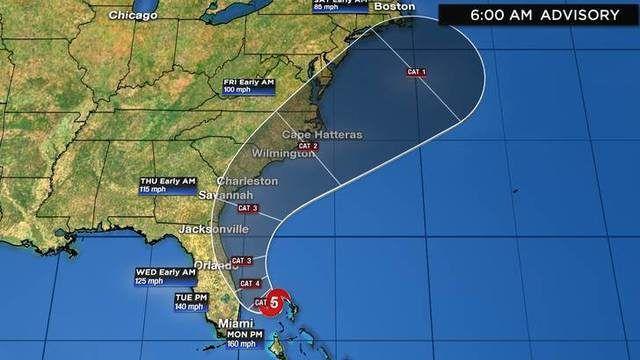 Hurricane Dorian: List of Florida evacuation zones ... on safe storage, safe culture, safe nurse to patient ratio, safe technology, safe nursing, safe security, safe food,