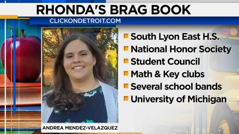 Brag Book: Andrea Mendez-Velazquez