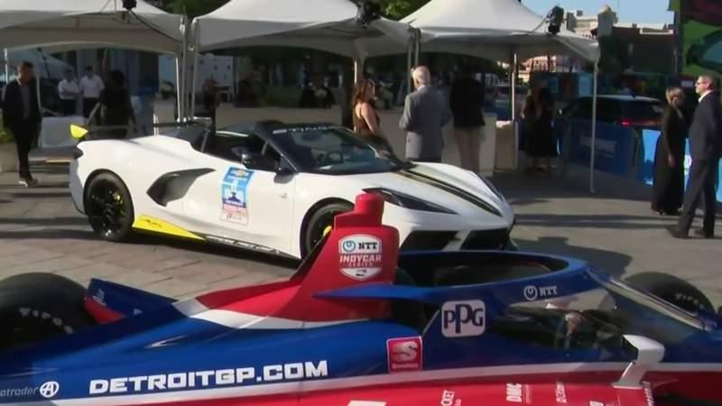 Grand Prixmiere kick off race weekend in Detroit