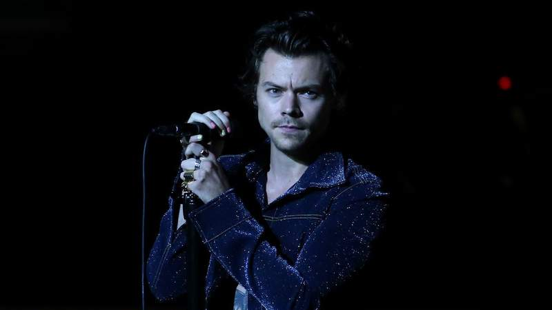 Harry Styles will perform at Little Caesers Arena in Detroit on Sept. 20, 2021. Jenny Lewis is the opening act.