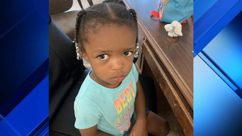 Police are looking for the family or guardian of a young girl who was found alone on the city's northeast side.