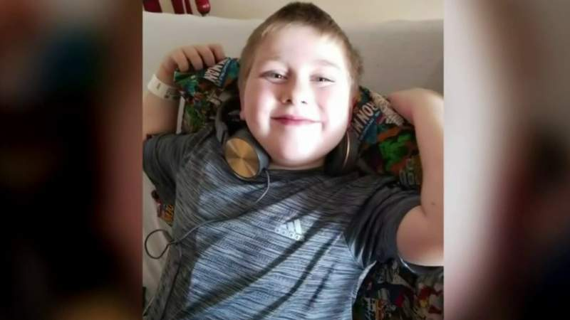Donated new heart for 8-year-old is 'Christmas miracle' for Michigan family