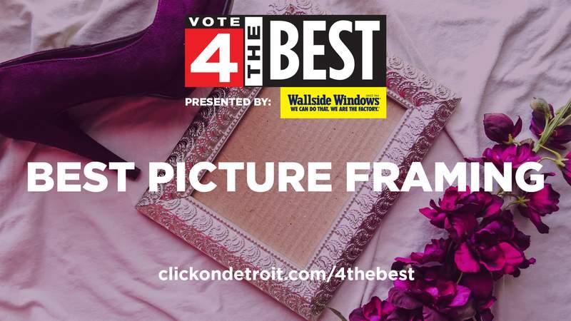 Vote 4 The Best - Framing