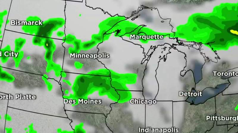 Metro Detroit weather forecast for May 21, 2021 -- 6 p.m. Update
