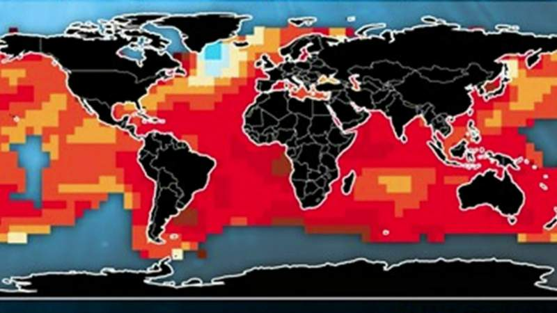 Climate Challenge Week: Global effects of change in air composition